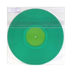 <!--020060214007257-->Greenhouse Effect - 'Greenhouse Effect vs. Radiohead' [(Green) Vinyl LP]