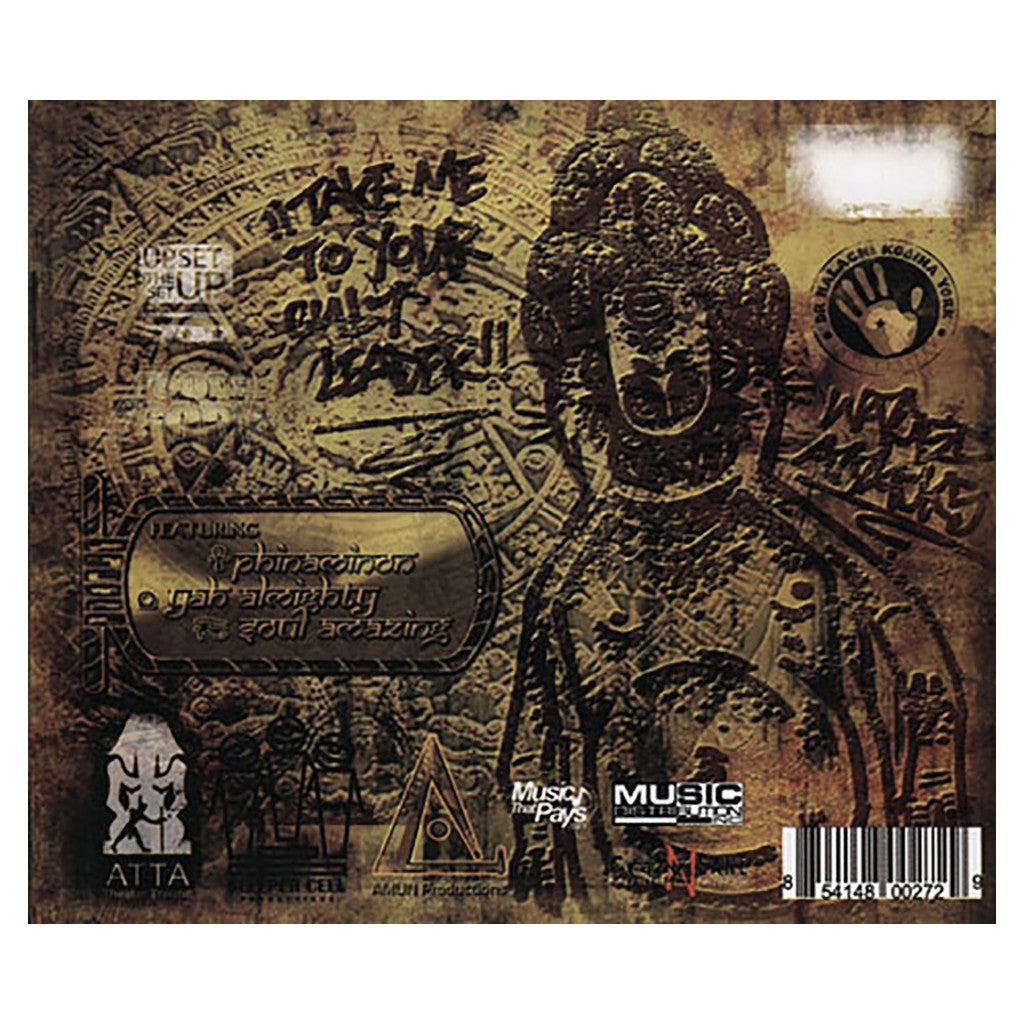 <!--020111018036531-->Watusi - 'Defeat The Enemy' [CD]