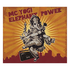 MC Yogi - 'Elephant Power' [CD]