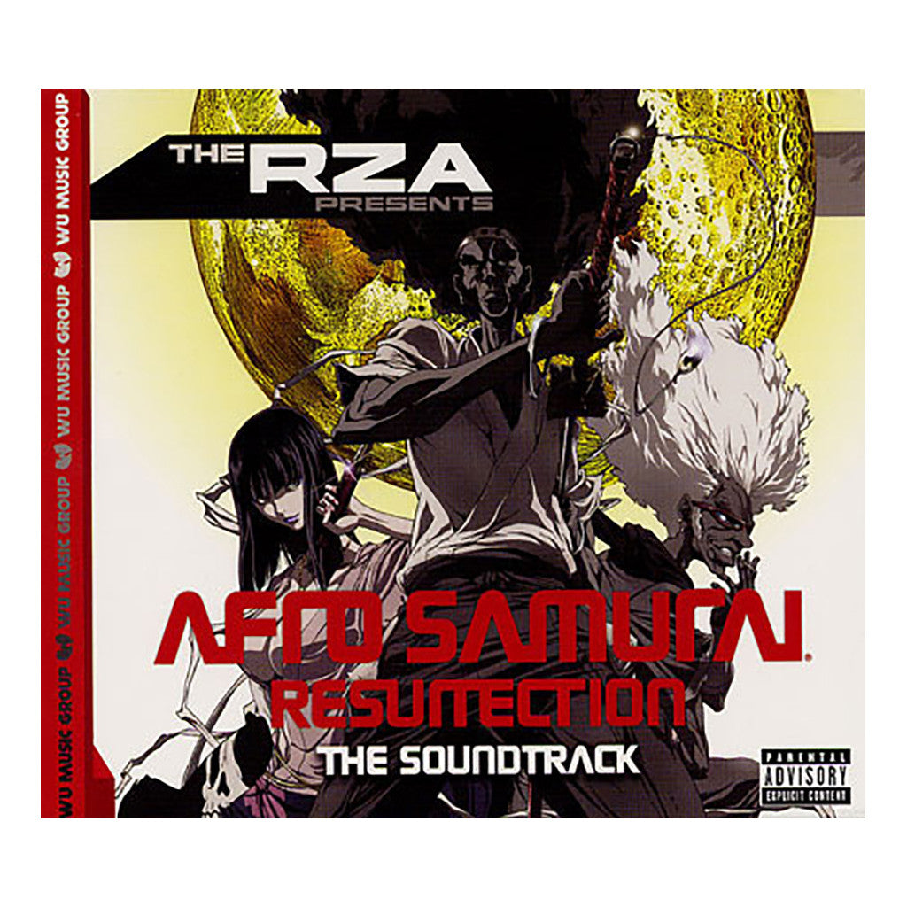 <!--2009012616-->Rza & 9th Prince - 'Number One Samurai (Afro Season II Outro)' [Streaming Audio]