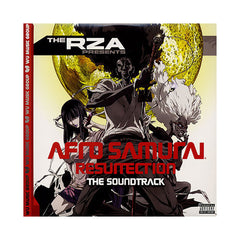 <!--120090127015834-->Rza - 'Afro Samurai, Resurrection (Original Soundtrack)' [(Black) Vinyl [2LP]]