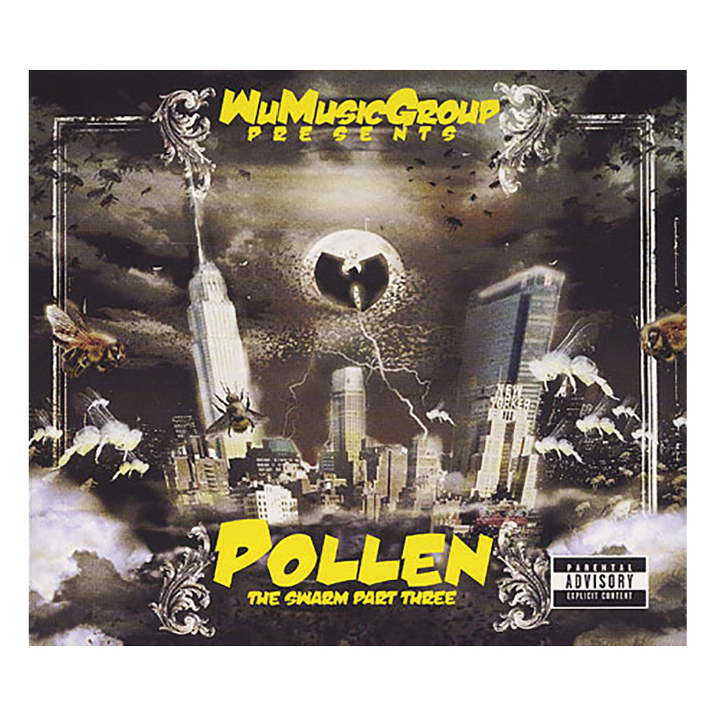 Various Artists - 'Pollen: The Swarm Part Three' [CD]