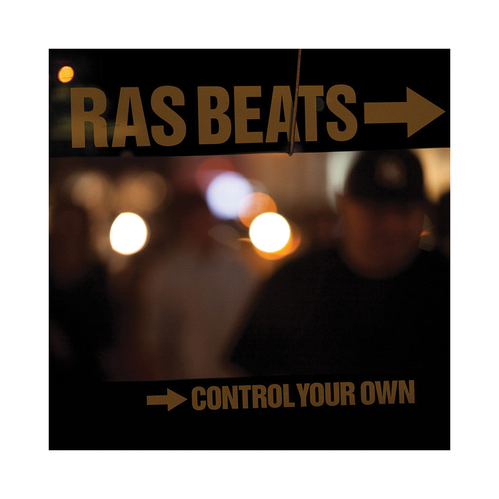 Ras Beats - 'Control Your Own' [(Orange Marble) Vinyl LP]