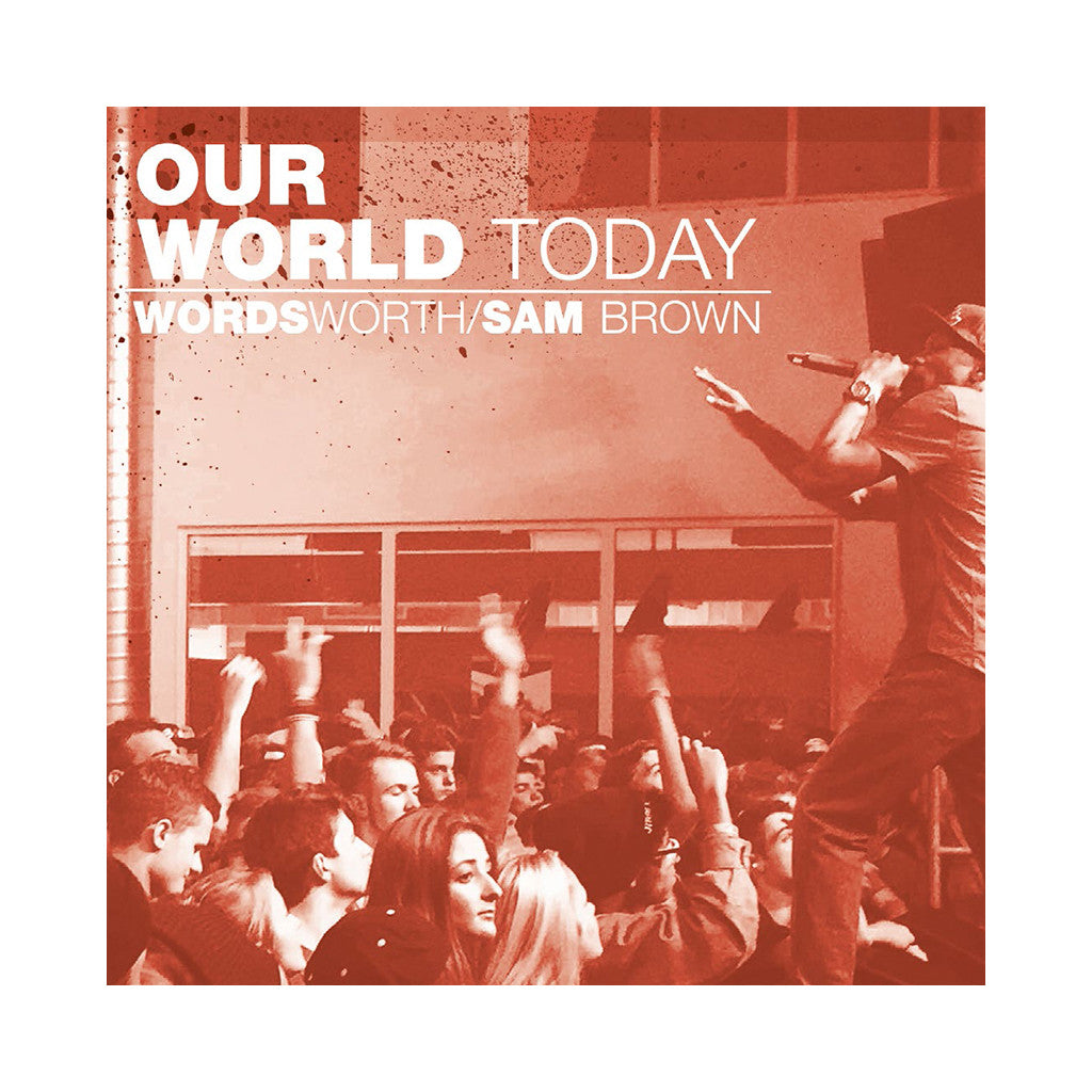 Wordsworth & Sam Brown - 'Our World Today' [CD]