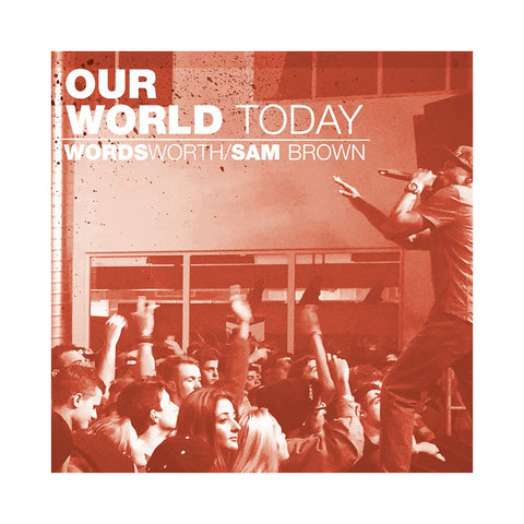 "[""Wordsworth & Sam Brown - 'Our World Today' [CD]""]"