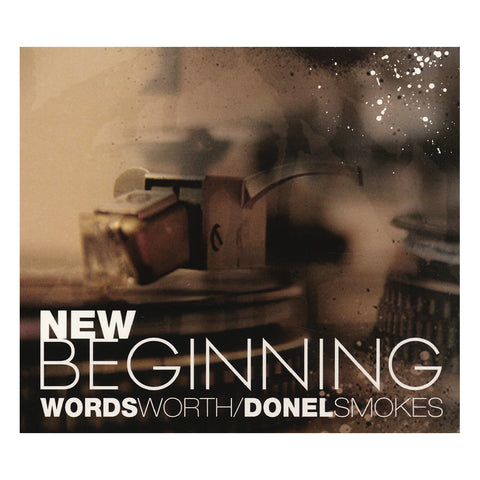 Wordsworth & Donel Smokes - 'New Beginning' [CD]