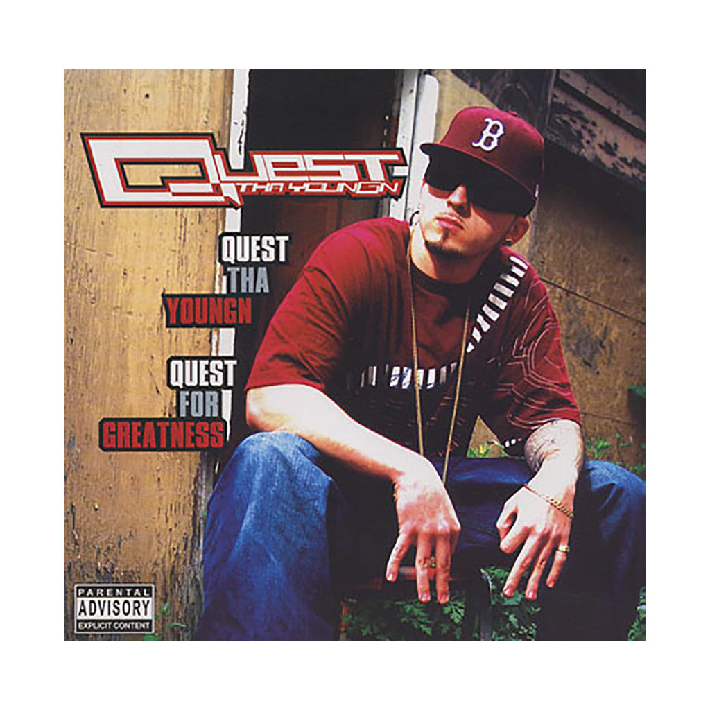 Quest Tha Youngn - 'Quest For Greatness' [CD]