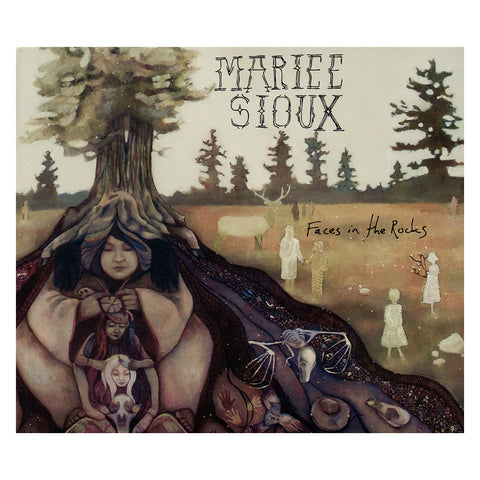 "[""Mariee Sioux - 'Faces In The Rocks' [CD]""]"