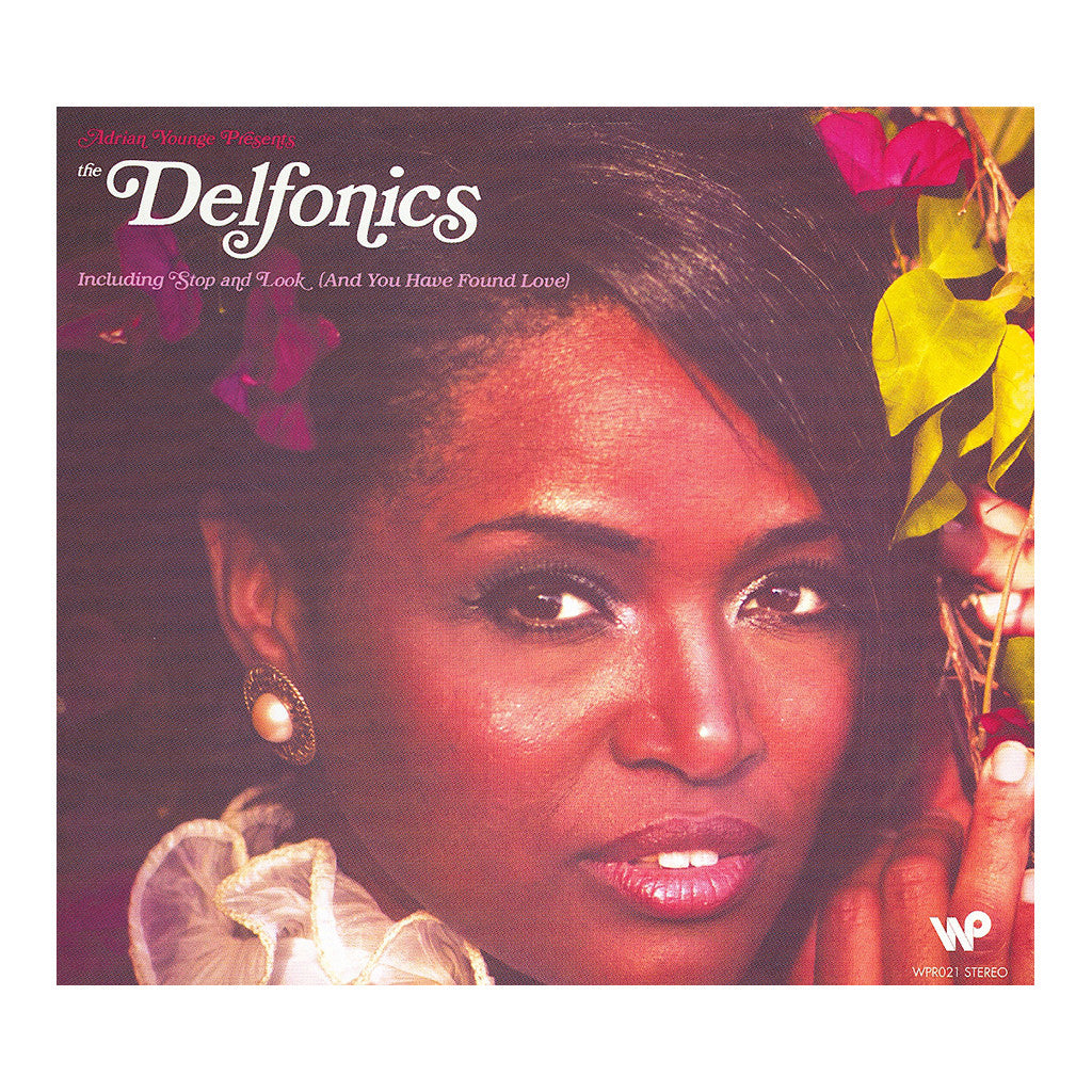 Adrian Younge Presents The Delfonics - 'The Delfonics' [CD]