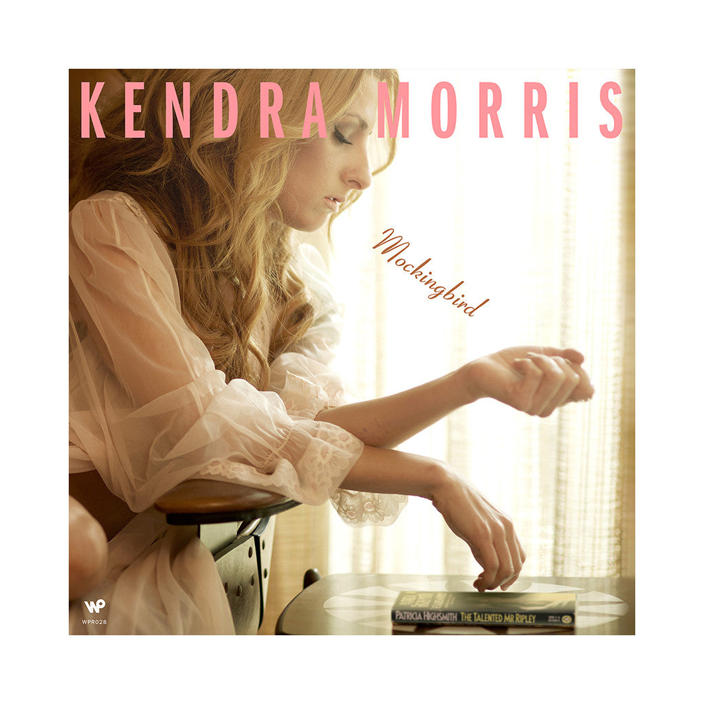 <!--120130730058563-->Kendra Morris - 'Mockingbird' [CD]