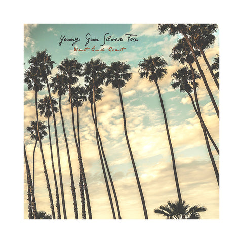 Young Gun Silver Fox - 'West End Coast' [CD]