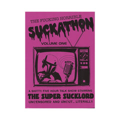 <!--020121103000704-->The Super Sucklord - 'Suckathon Vol. 1' [DVD [2DVD]]