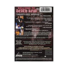 <!--120010101006659-->Death Row Records - 'Welcome To Death Row' [DVD]