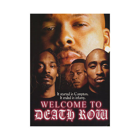 "[""Death Row Records - 'Welcome To Death Row' [DVD]""]"