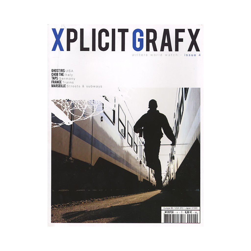 <!--020080304013075-->Xplicit Grafx - 'Writers World Watch - Issue 4' [Magazine]