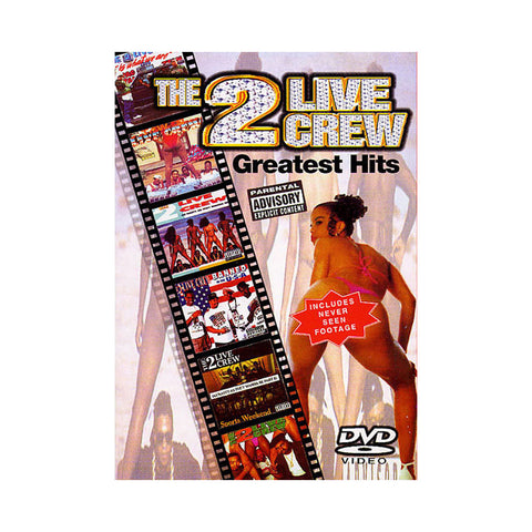 "[""2 Live Crew - 'Greatest Hits' [DVD]""]"