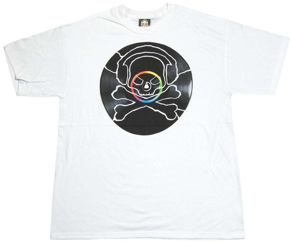 <!--2011121327-->Exact Science - 'Shattered' [(White) T-Shirt]