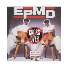 "<!--019920101012229-->EPMD - 'Crossover/ Brothers From Brentwood L.I.' [(Black) 12"" Vinyl Single]"