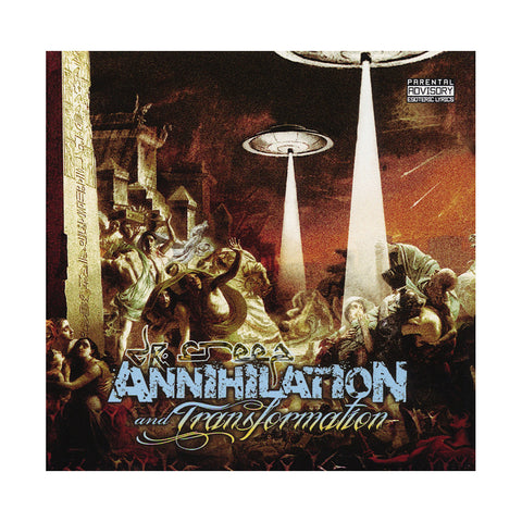 Dr Creep - 'Annihilation And Transformation' [CD]