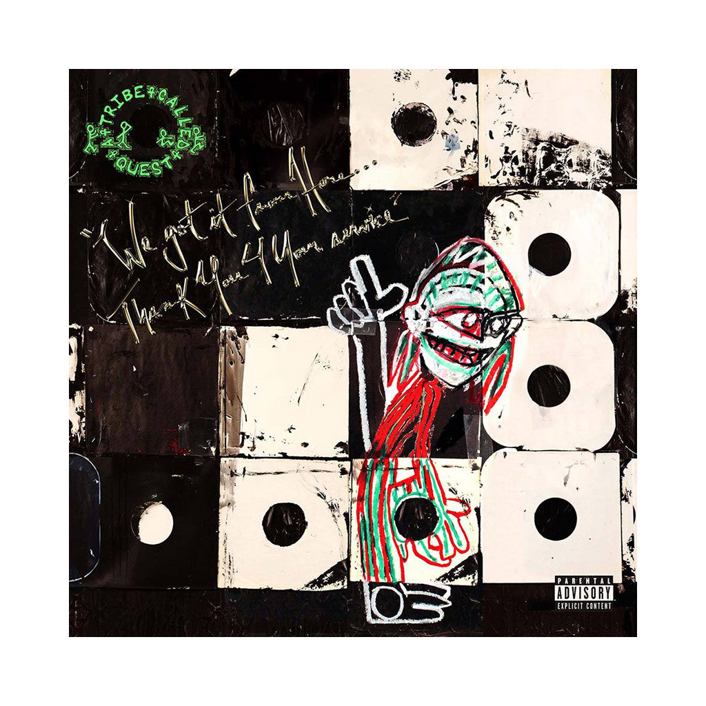 A Tribe Called Quest - 'We Got It From Here.. Thank You 4 Your Service' [(Black) Vinyl [2LP]]