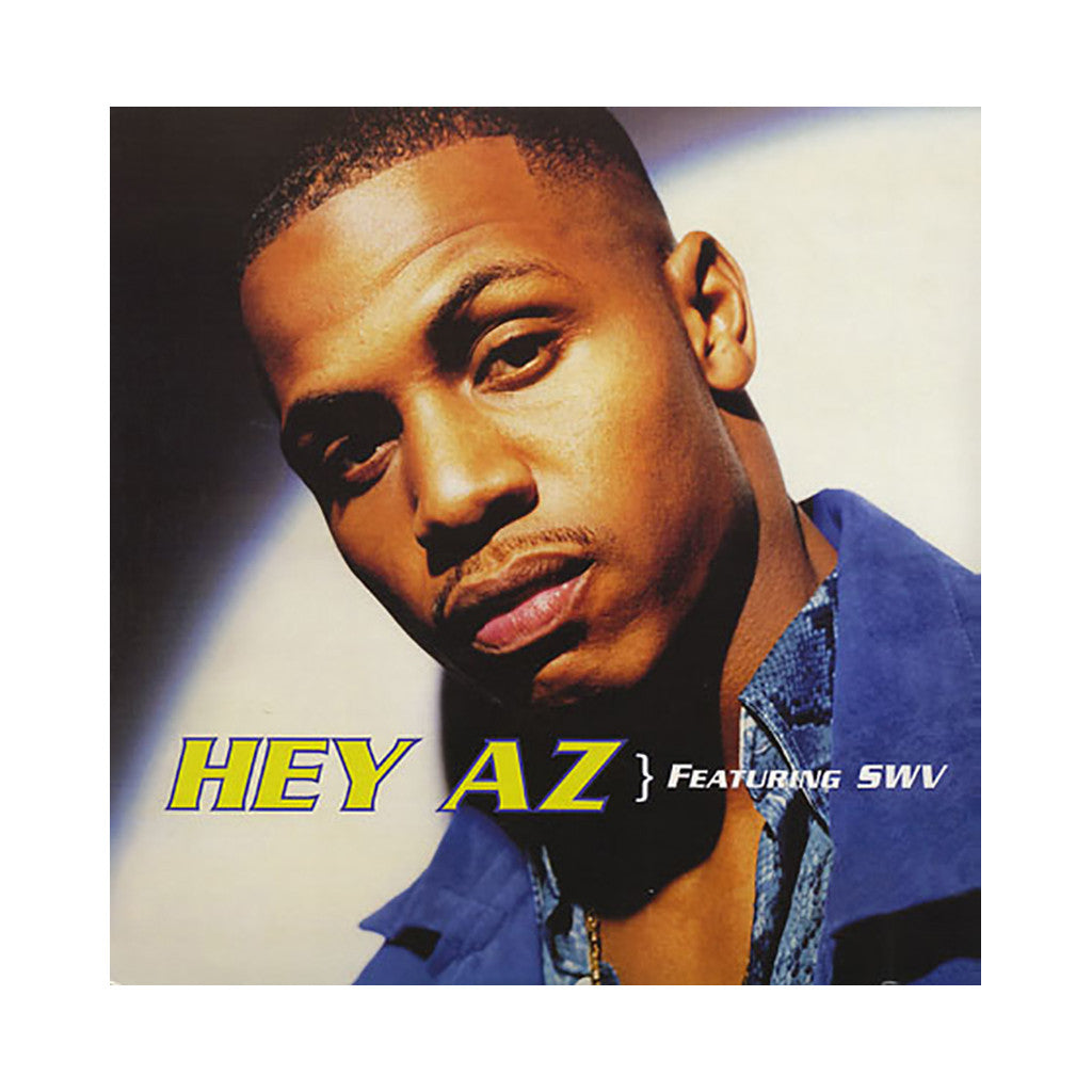 "AZ - 'Hey AZ/ Sosa' [(Black) 12"" Vinyl Single]"