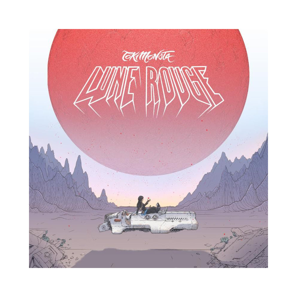 TOKiMONSTA - 'Lune Rouge' [CD]