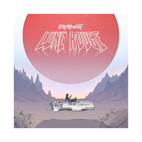 "[""TOKiMONSTA - 'Lune Rouge' [(Red) Vinyl LP]""]"