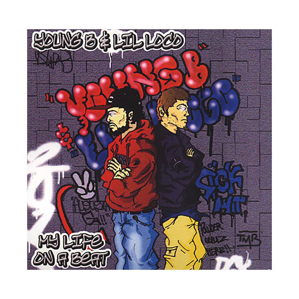 <!--020100615021885-->Young B & Lil Loco - 'My Life On A Beat' [CD]