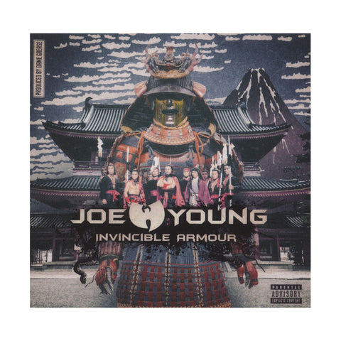 Joe Young - 'Invincible Armour' [CD]
