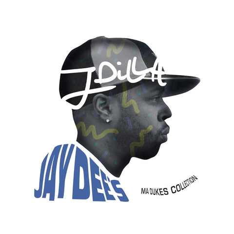 J Dilla - 'Jay Dee's Ma Dukes Collection' [(Black) Vinyl LP]