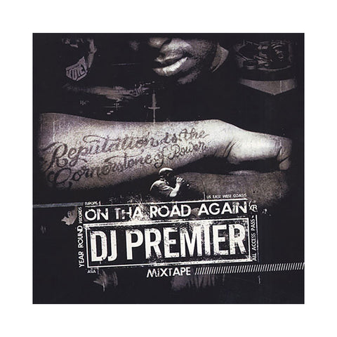 "[""DJ Premier - 'On Tha Road Again' [CD]""]"