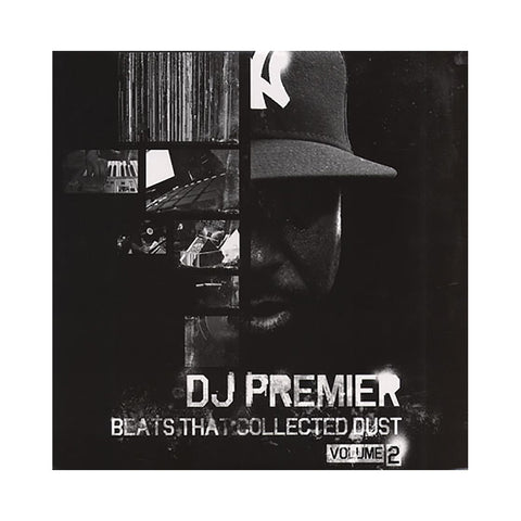 "[""DJ Premier - 'Beats That Collected Dust Vol. 2' [(Black) Vinyl LP]""]"