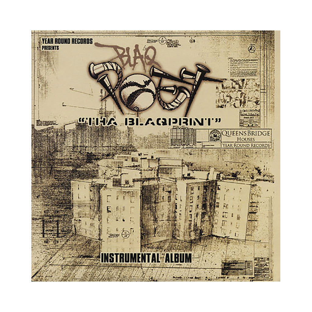 <!--2009080724-->Blaq Poet - 'Hood Crazy (INSTRUMENTAL)' [Streaming Audio]