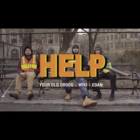 Your Old Droog - 'Help' [Video]