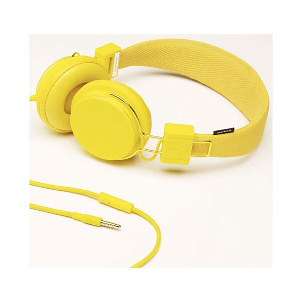 <!--020091229019510-->Urbanears - 'Plattan' [(Yellow) Headphones]