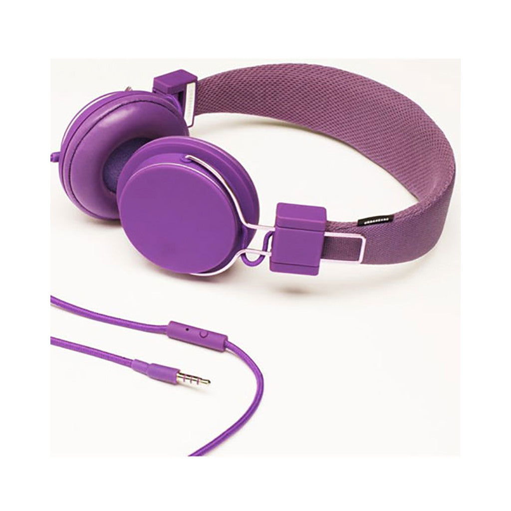 <!--020091229019512-->Urbanears - 'Plattan' [(Purple) Headphones]