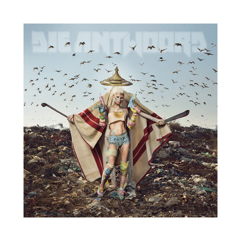 Die Antwoord - 'Mount Ninji And Da Nice Time Kid' [CD]