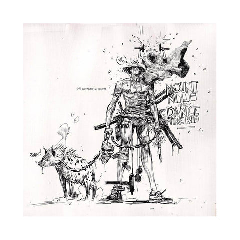 Die Antwoord - 'Mount Ninji And Da Nice Time Kid' [(Black) Vinyl [2LP]]