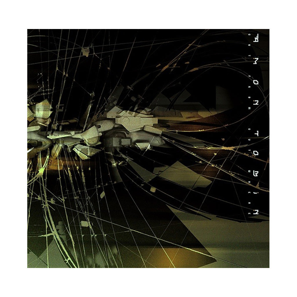 <!--120090605004757-->Amon Tobin - 'Out From Out Where' [(Black) Vinyl [2LP]]