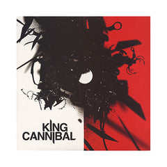 "<!--2008102836-->King Cannibal - 'Arigami Style/ Flower Of Flesh And Blood' [(Black) 12"" Vinyl Single]"