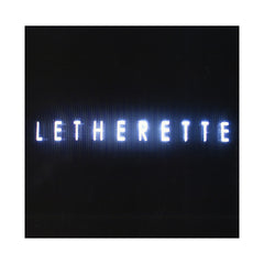 <!--120121120051486-->Letherette - 'Featurette' [(Black) Vinyl EP]