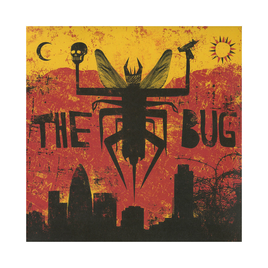 <!--020080729000871-->The Bug - 'London Zoo' [(Black) Vinyl [3LP]]