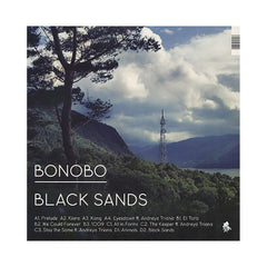<!--120100525019982-->Bonobo - 'Black Sands' [(Black) Vinyl [2LP]]