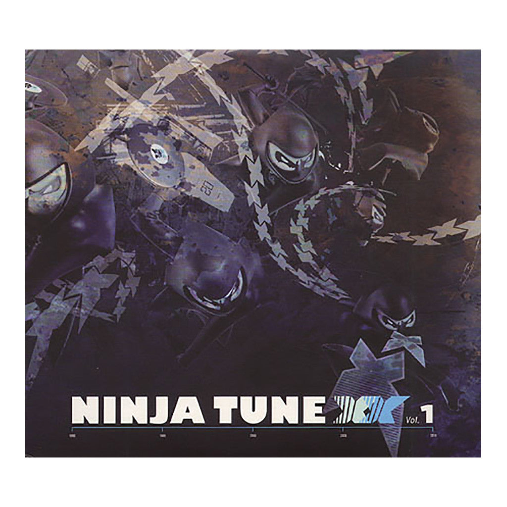 <!--120101005023436-->Various Artists - 'Ninja Tune XX Vol. 1' [CD [2CD]]