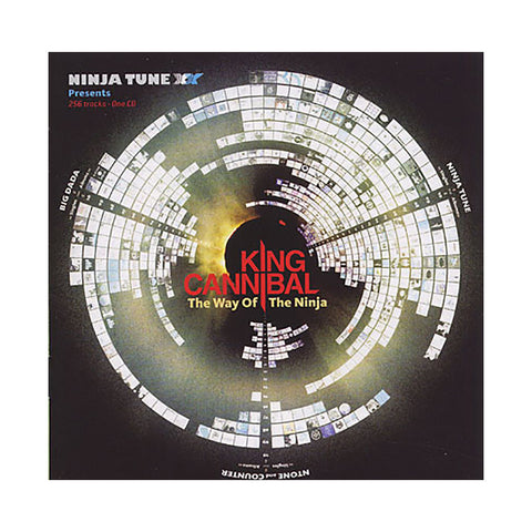 "[""King Cannibal (Ninja Tune XX Presents) - 'The Way Of The Ninja' [CD]""]"