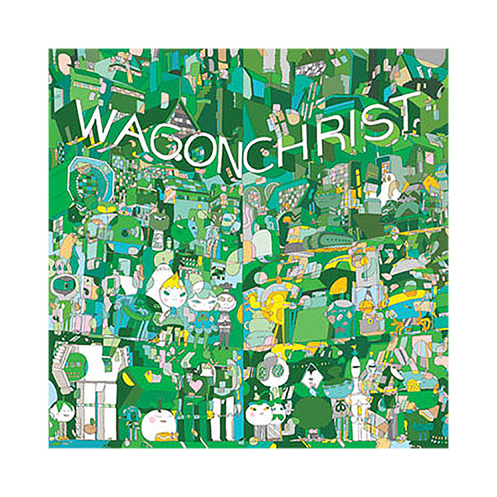 <!--120110322026937-->Wagon Christ - 'Toomorrow' [CD]