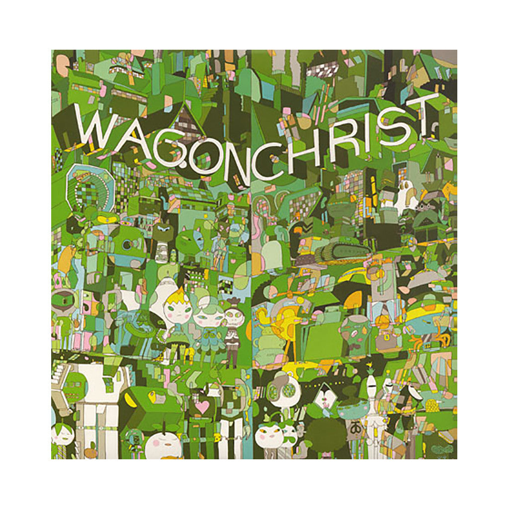 Wagon Christ - 'Toomorrow' [(Black) Vinyl [2LP]]