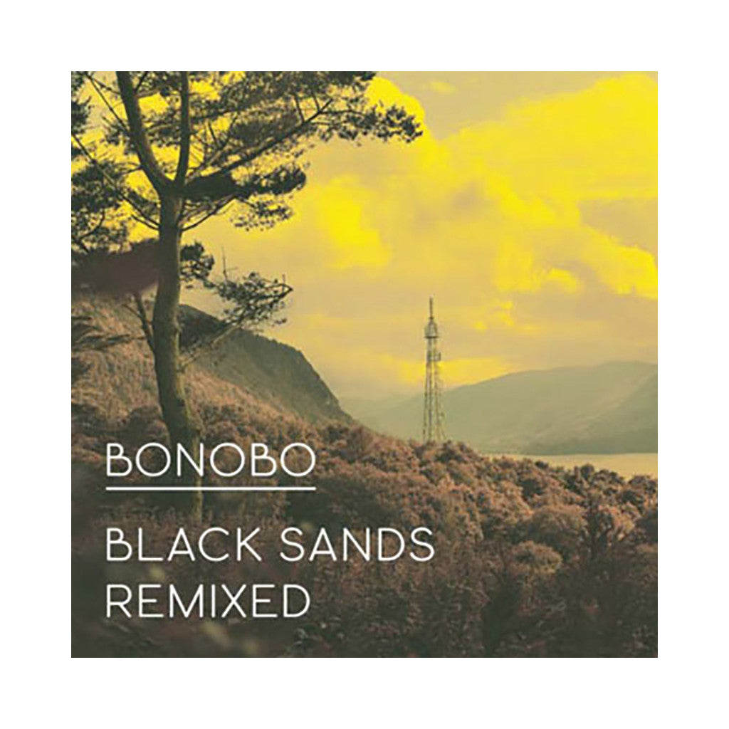 Bonobo - 'Black Sands Remixed' [(Black) Vinyl [3LP]]