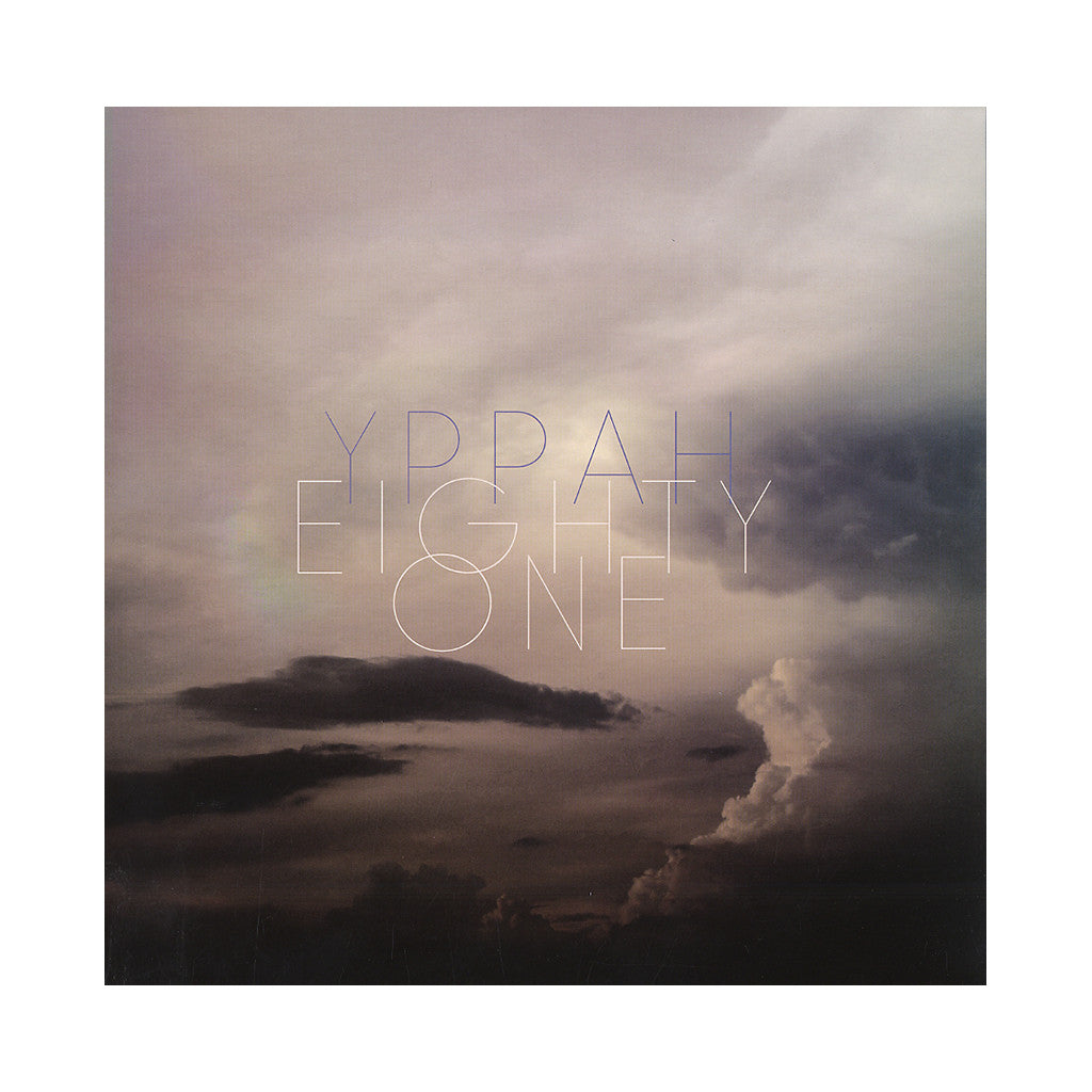 <!--120120403041291-->Yppah - 'Eighty One' [CD]