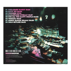 Jaga Jazzist w/ The Britten Sinfonia - 'Live With The Britten Sinfonia' [CD]